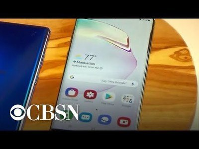 Samsung unveils Galaxy Note 10, Note 10 Plus